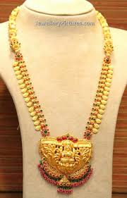 black gold necklace jewelry images Gold jewellery latest indian jewelry jewellery designs jpg