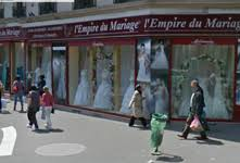 magasin mariage barbes empire du mariage collection empire du mariage