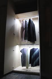 Wardrobe Inside Designs Best 25 Wardrobe Lighting Ideas On Pinterest Dressing Room