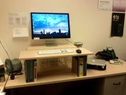 Wall Desk Diy by Bedroom Awesome Images About Stationary Standing Desks Diy Desk