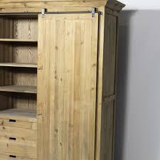 meuble de cuisine porte coulissante meuble cuisine bois recycle mineral bio