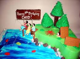 summer camp birthday cake chedz cakes of cebu