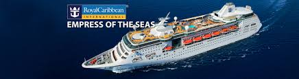 Allure Of The Seas Floor Plan Royal Caribbean U0027s Empress Of The Seas Cruise Ship 2017 2018