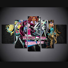 Monster High Bedroom Decorating Ideas Compare Prices On Monster High Poster Online Shopping Buy Low