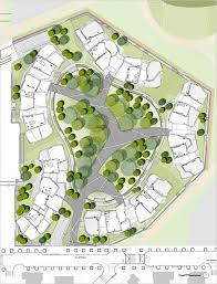 Residential Plan Citylife Daniel Libeskind Plan Coperture Full Urban Design