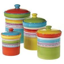 canisters and jars 20654 rooster canister set country kitchen