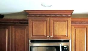how to cut crown molding for kitchen cabinets how to cut crown molding for cabinets nabla club