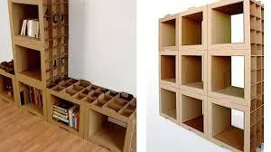 cara membuat lemari buku dari kardus bekas 22 25 06 20140513 163954 rak buku kardus1 jpg