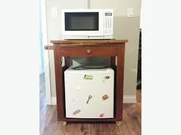Cabinet For Mini Refrigerator Kitchen Microwave Cart Mini Fridge And Microwave Cabinet Mini
