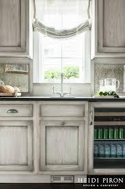 gray glazed white kitchen cabinets pin on decor kitchens