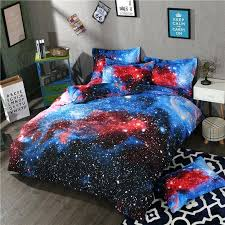 Space Bedding Twin Planet Duvet Covers Free Shipping Universe Space Rocket Bedding