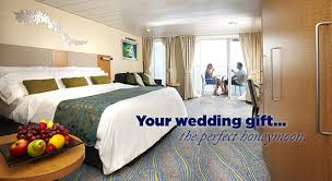 cruise wedding registry royal caribbean international honeymoon registry