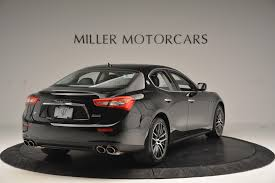 used maserati ghibli 2016 maserati ghibli s q4 stock w210 for sale near greenwich ct