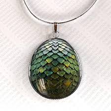 dragon necklace pendant images Green dragon egg pendant dragon necklace dragon egg etsy jpg