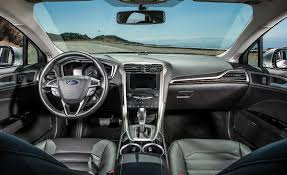 2011 Ford Fusion Interior Cool Car Wallpapers Ford Fusion 2013