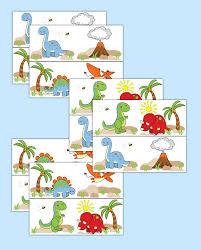 dinosaur wallpaper border wall decals baby boy nursery stickers dinosaur wallpaper border wall decals baby boy nursery stickers