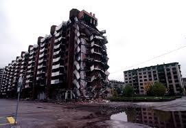 si e de sarajevo file sarajevo 1996 destroyed apartment jpg wikimedia commons