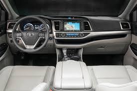 Toyota Highlander Interior Dimensions 2017 Nissan Pathfinder Vs 2017 Toyota Highlander Compare Cars
