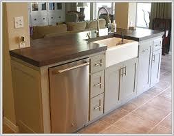 kitchen sink cabinet with dishwasher 19 kitchen island with sink and dishwasher ideas kitchen