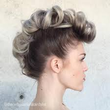 hairstyles that add volume at the crown 60 updos for thin hair that score maximum style point