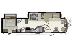 Keystone Rv Floor Plans 2016 Keystone Rv Residence T18282 Colton Rv
