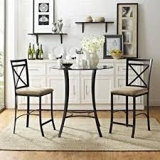 kitchen furniture shopping shop for dorel living valerie 3 counter height dining set get