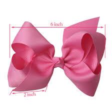 big ribbon 25pcs lot 6 inch big ribbon bows hair accessories hair bow