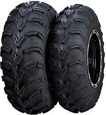 itp mud light tires itp 56a3a5 mud lite at front rear tire 22x11x10 ebay
