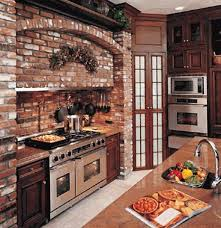brick kitchen ideas 25 exposed brick wall designs defining one of trends in
