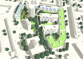 plaistow housing design competition jordan bateman architects