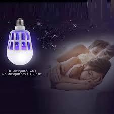 no bug light bulb mosquito killer l e27 15w pest control light bulbs for lures zaps