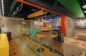 Basement Bar Design Ideas 25 Best Eclectic Basement Design Ideas