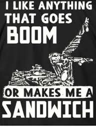 Make Me A Sandwich Meme - i like anything that goes boom vl or makes me a sandwich meme on