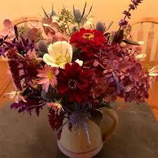 thanksgiving flowers and revasing toronto gardens