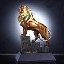 lion figurine copper lion statues antique brass lion statue brass lion