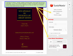 lexisnexis owned by donna wiesinger barry law library