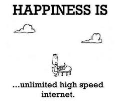 Fast Internet Meme - happiness is unlimited high speed internet internet meme on