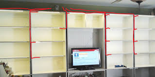 How To Install Built In Bookshelves by Built In Bookcase Kit Built In Bookshelves Astonishing Bookcases