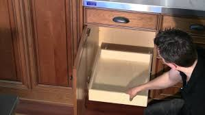 kitchen cabinet drawer guides classic wood center mount drawer slide cabinet and furniture