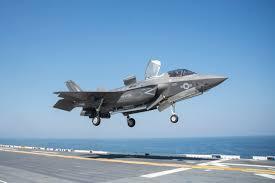 dsei u s marine f 35bs will operate from british queen elizabeth