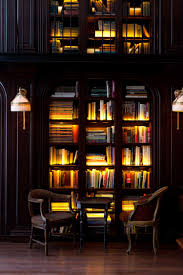 Southern Lights Book by Lingered Upon The Library At The Nomad Hotel