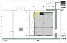 Studio Plan Gallery Of Whitney Studio Lot Ek Architecture U0026 Design 7