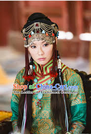 traditional hair accessories mongolian princess traditional hair accessories
