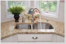 corner kitchen sink ideas 25 creative corner kitchen sink design ideas