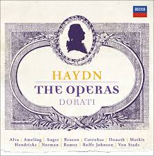g羡es et chambres d h es haydn the operas 20 cds various artists 欧美群星 专辑
