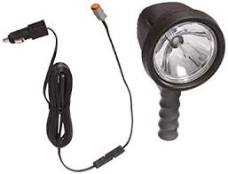 hand held spot light amazon amazon com 15 million candlepower hid handheld spotlight 16