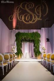 wedding arches montreal draped wedding ceremony with tulips and glass pillars a tunnel of