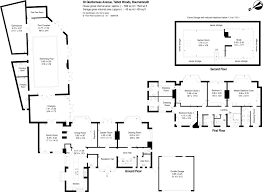 House Plan 45 8 62 4 by 4 Bedroom Detached House For Sale In Glenferness Avenue Talbot