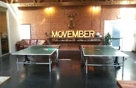 ping pong table los angeles partyworks inc equipment rental