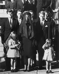 Caroline Kennedy S Children Jackie Kennedy Considered After Jfk U0027s Assassination
